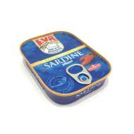 Sardinen - Pikant