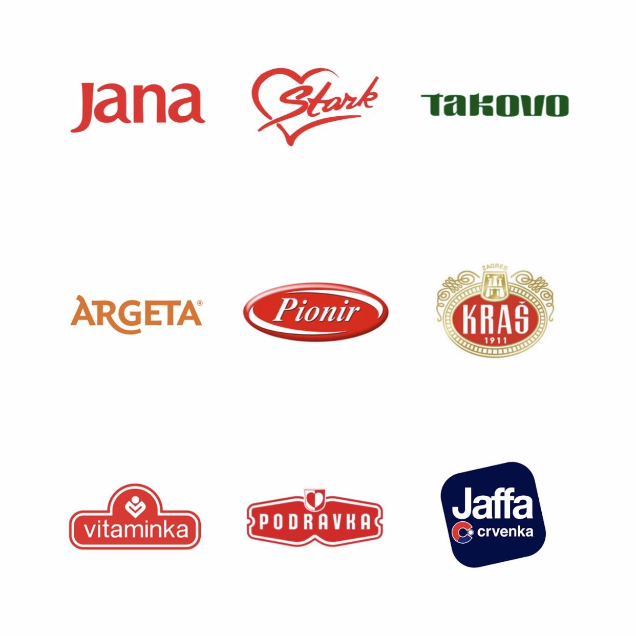 Top-Marken aus dem Balkan