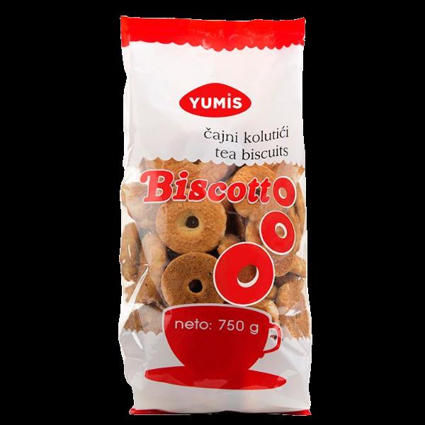 Yumis – Biscotto – Tee Biskuits – 750g
