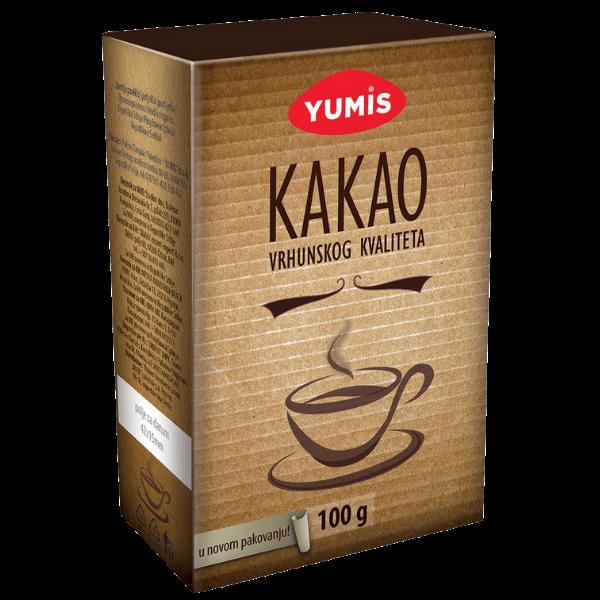Yumis – Kakaopulver – 100g