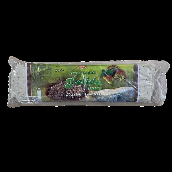 Bradic – Heljda kore – Buchweizen Burek Teig – 430g