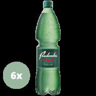 Radenska – Mineralwasser mit Kohlensäure – 6x1,5L