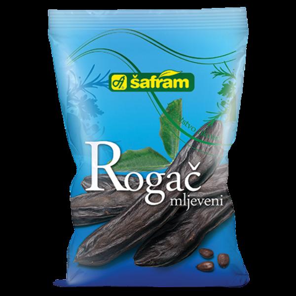 Safram – Rogac – Johannisbrot gemahlen – 200g