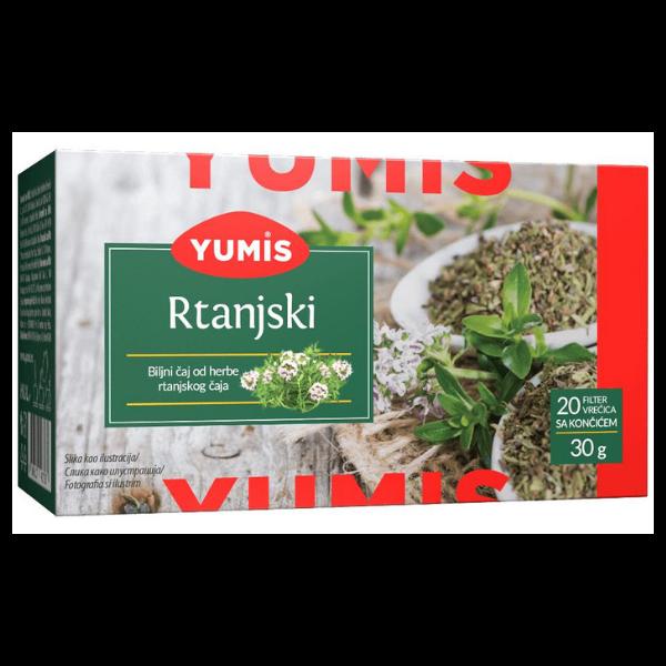 Yumis – Rtjanski Caj – Bohnenkraut Tee – 30g