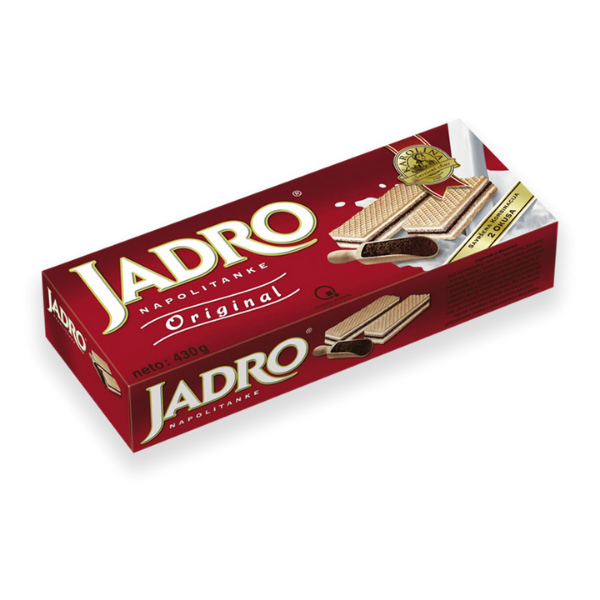 Jadro – Napolitanke Original – 430g