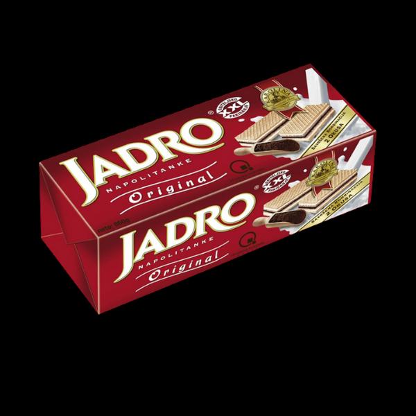 Jadro – Napolitanke Original Duo Pack – 860g