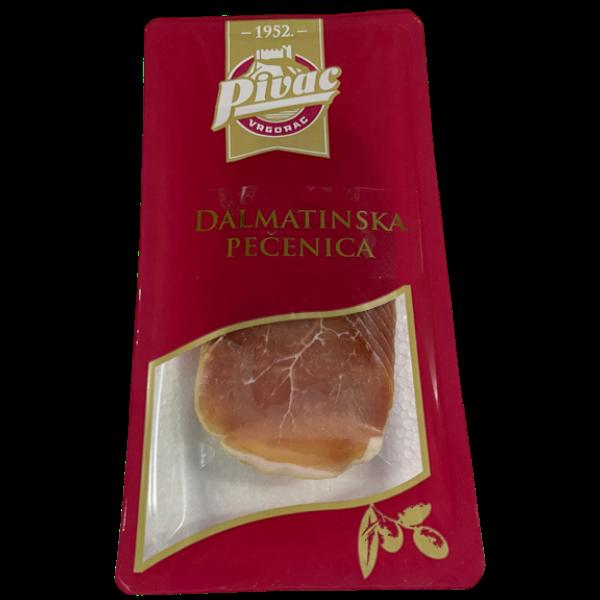 Pivac – Dalmatinska Pecenica Peka – Schweinscarrée geschniten – 100g