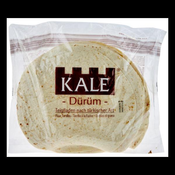 Kale – Dürüm (30cm) Türkisches Fladenbrot Vegan – 18x95g