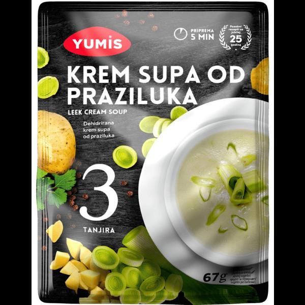 Yumis – Krem Supa Od Paraziluka – Lauch Creme Suppe – 57g