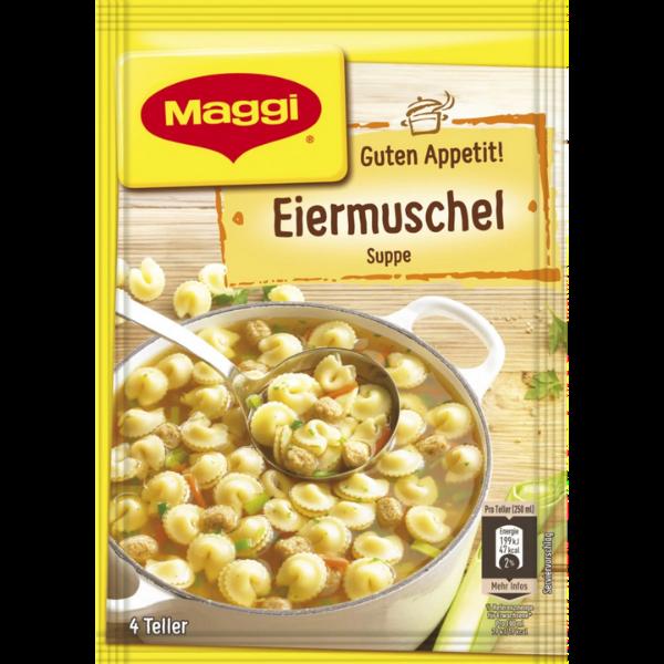 Maggi – Eiermuschel Suppe – 59g