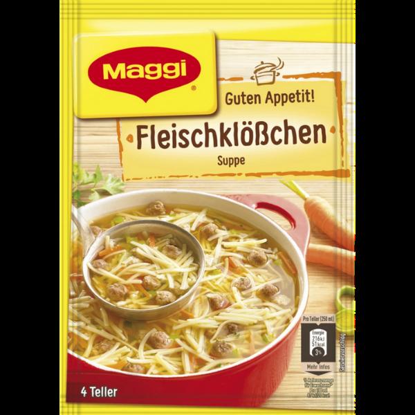 Maggi – Fleischklösschen Suppe – 62g