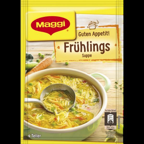Maggi – Frühlings Suppe – 63g