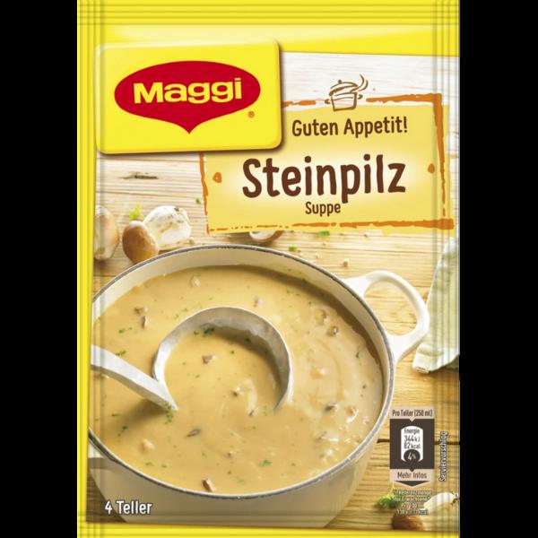 Maggi – Steinpilz Suppe – 82g