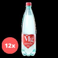 Mg mivela – Mineralwasser magnesiumhaltig ohne Kohlensäure – 12x500ml