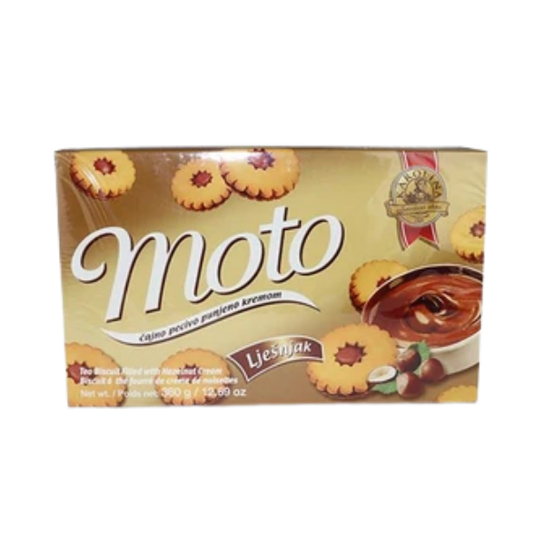 Moto – Tee Biscuits Haselnuss – 360g