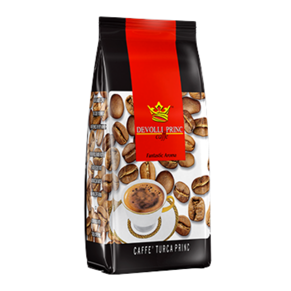 Devolli Prince – Kaffee gemahlen – 200g