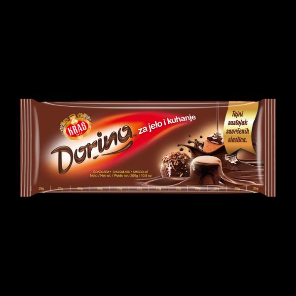 Dorina – Kochschokolade – 300g