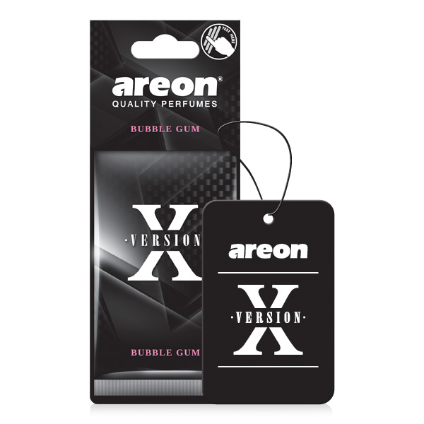 Areon X Version – Duftbaum – Bubble Gum