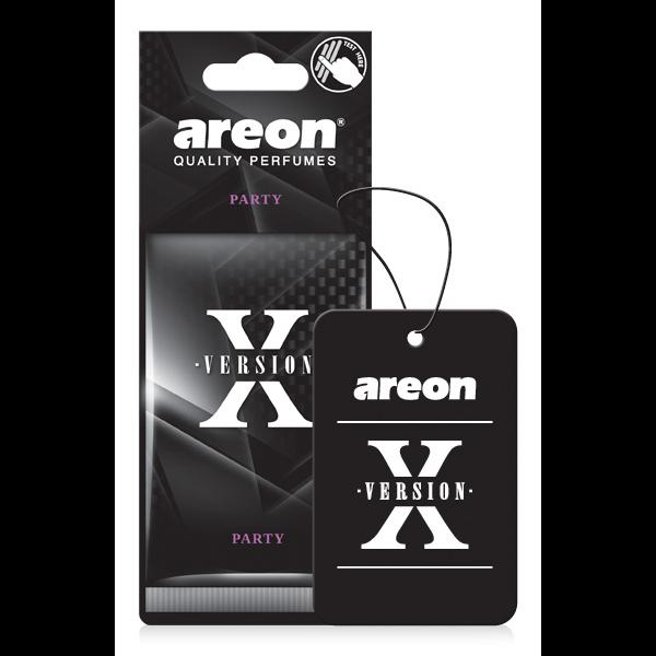 Areon X Version – Duftbaum – Party