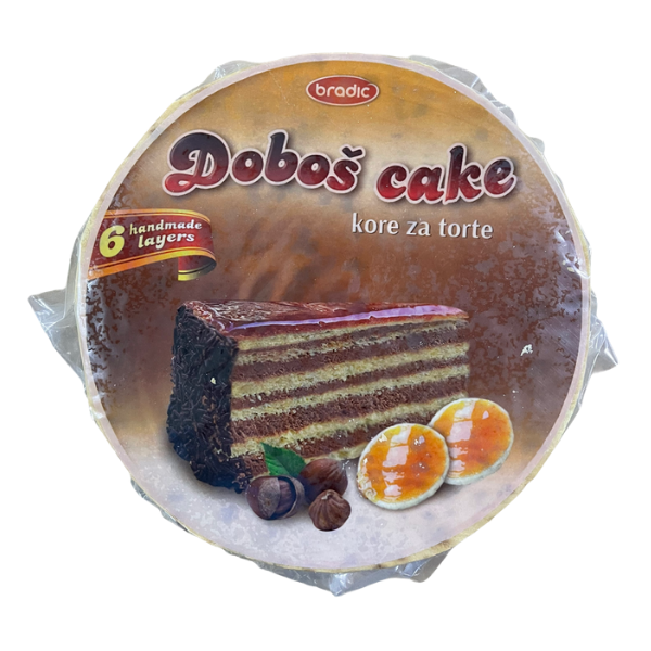 Bradic – Tortenboden – Dobos kore – 350g
