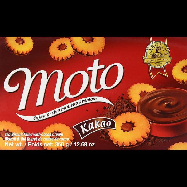 Moto – Tee Biscuits Kakao – 360g